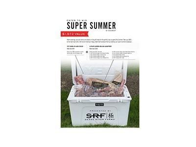 Super Summer Giveaway