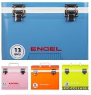 Enter to win a Engel 13 quart leak-proof air-tight storage dry box, cooler and lunch box