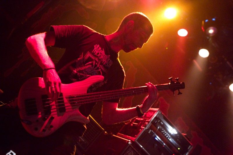 Condemned supporting Cannibal Corpse at The Academy Dublin (4)
