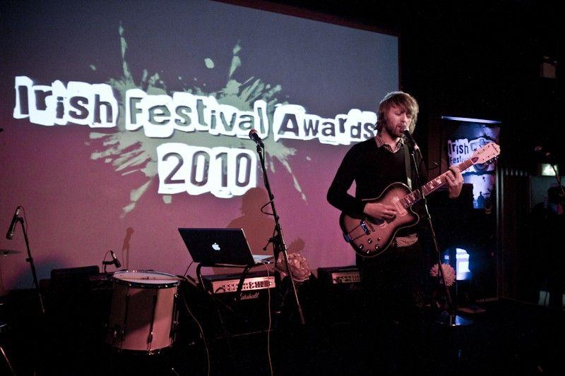 Sacred Animals at The Irish Festival Awards (2)