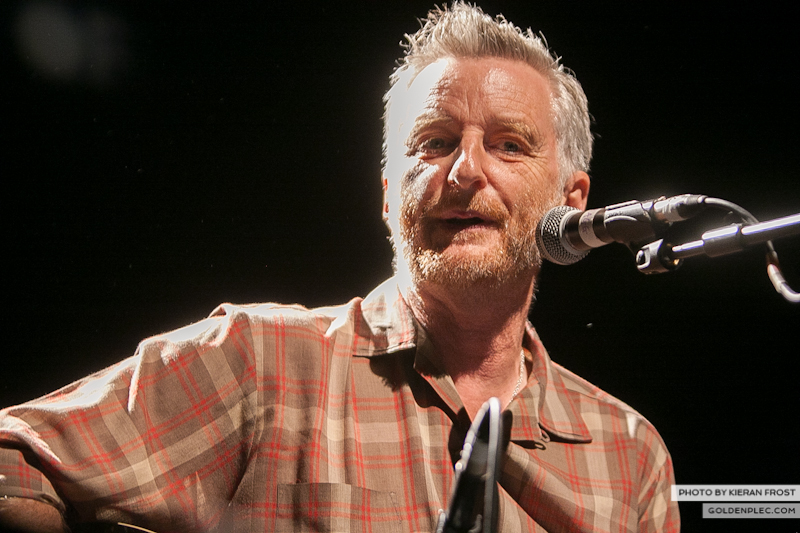 Billy Bragg & Andy Irvine Celebrate Woody Guthrie's Centenary at
