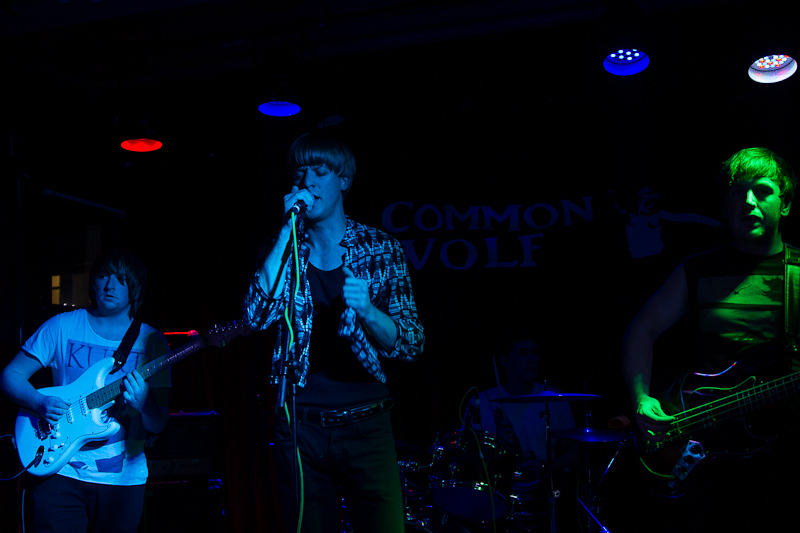 Common Wolf @ Arthurs Day in The Mercantile by Owen Humphreys-2