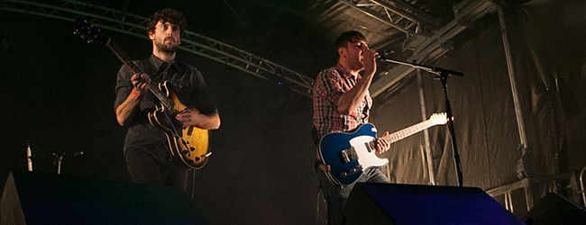 Delorentos at Hard Working Class Heroes by Kieran Frost