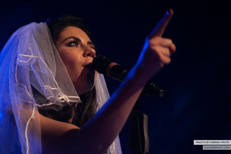 Marina & The Diamonds at The Olympia by Kieran Frost