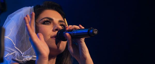 Marina & The Diamonds at The Olympia by Kieran Frost
