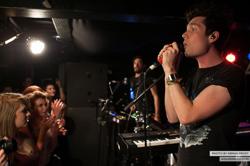 Bastille at Academy2 by Kieran Frost-6
