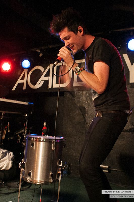 Bastille at Academy2 by Kieran Frost-7