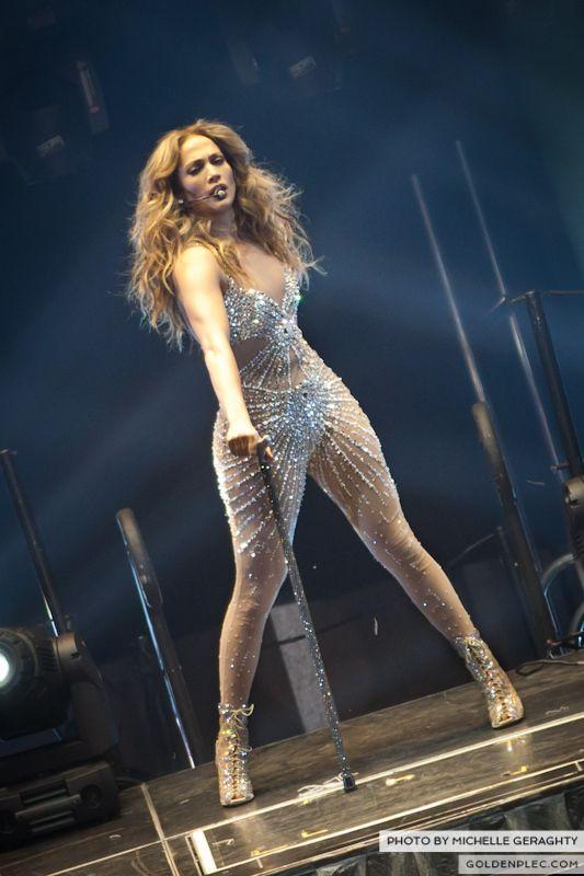 J-Lo at O2 19 Oct 2012-3178