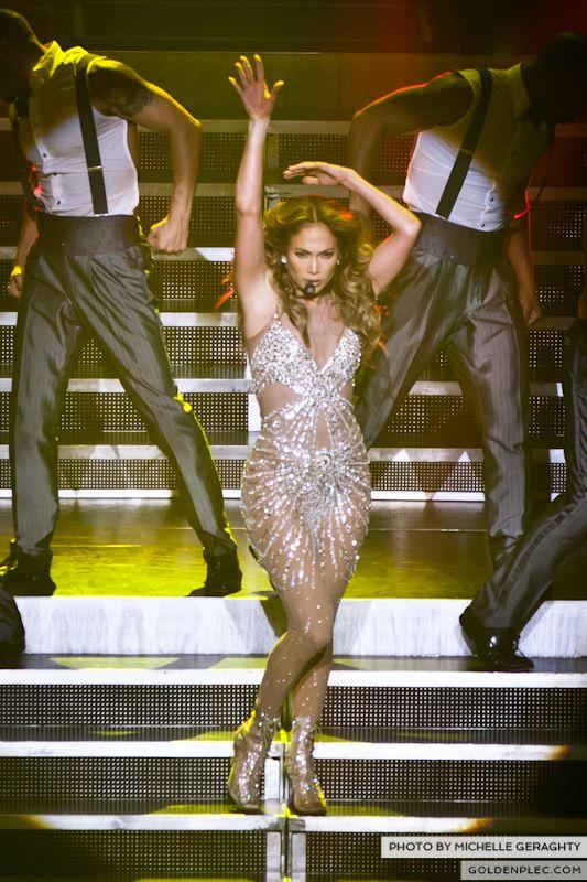 J-Lo at O2 19 Oct 2012-3390
