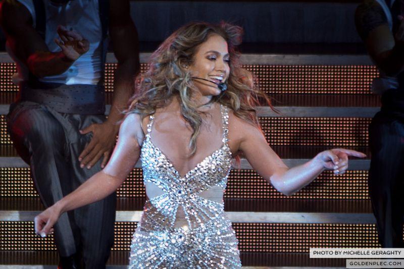 J-Lo at O2 19 Oct 2012-3436