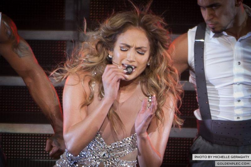 J-Lo at O2 19 Oct 2012-3499