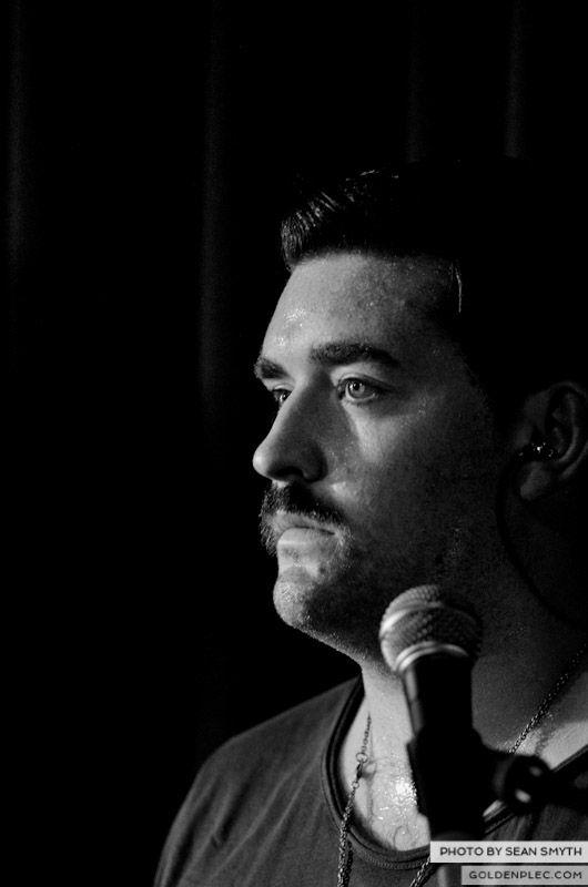 Kodaline @ The Sugar Club by Sean Smyth-22
