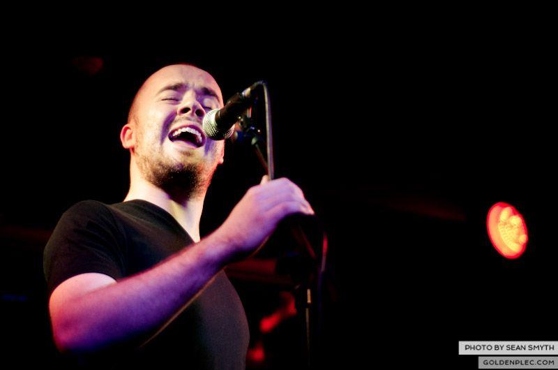 Maverick Sabre @ The Workmans (24-10-12) by Sean Smyth-4