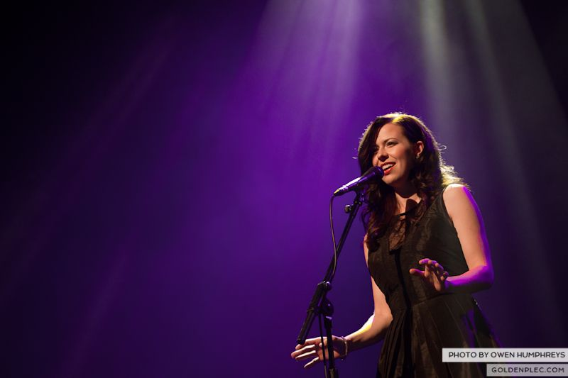 The Civil Wars @ The Olympia  by Owen Humphreys-1