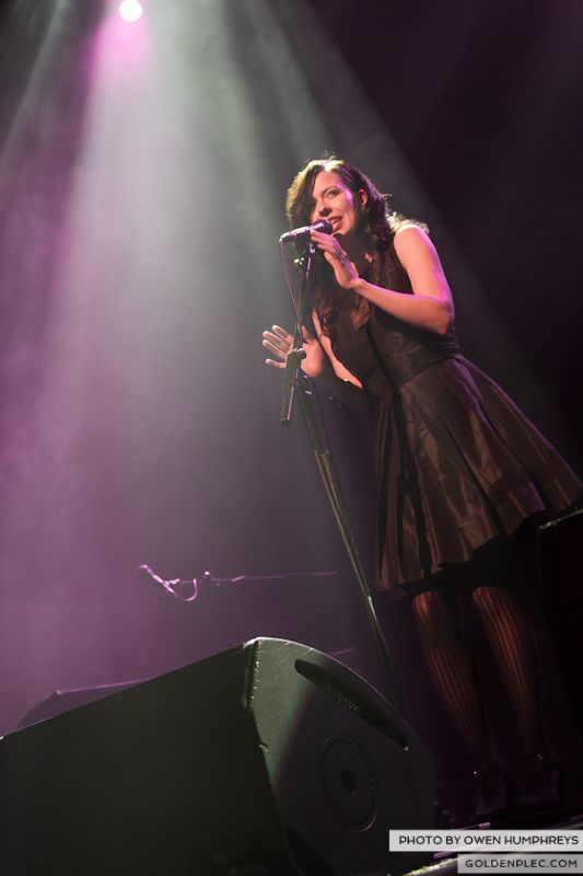 The Civil Wars @ The Olympia  by Owen Humphreys-4