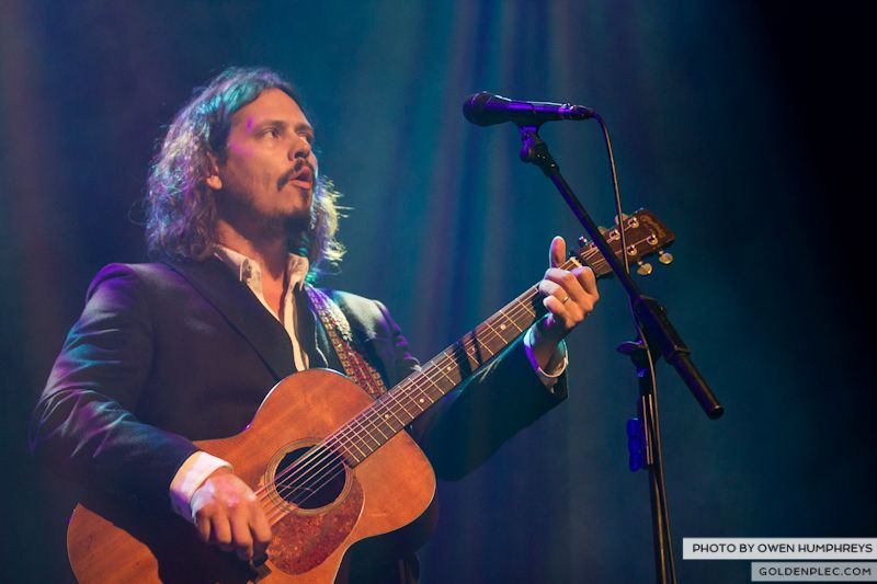 The Civil Wars @ The Olympia  by Owen Humphreys-5