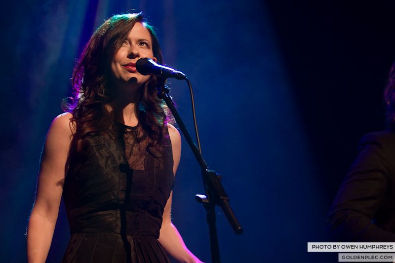The Civil Wars @ The Olympia  by Owen Humphreys-9