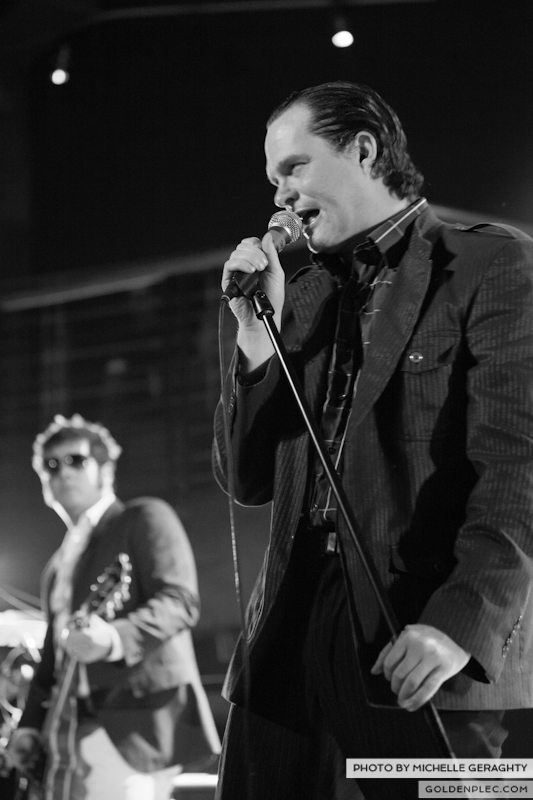 Electric Six at The Academy 2012-5472
