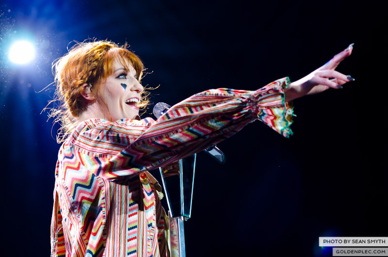 Florence + the Machine @ The o2-11