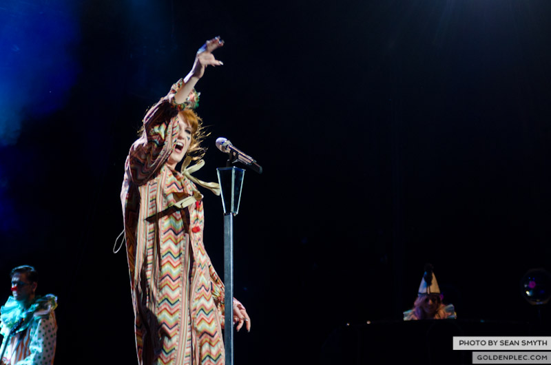 Florence + the Machine @ The o2-14