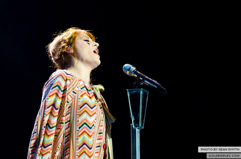 Florence + the Machine @ The o2-3