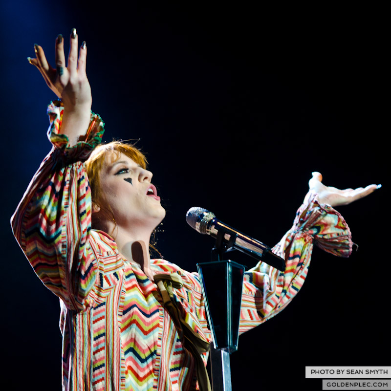 Florence + the Machine @ The o2-5