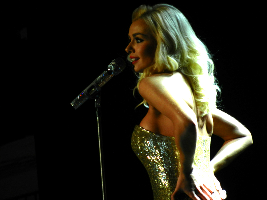 Katherine Jenkins @ The O2 (6)