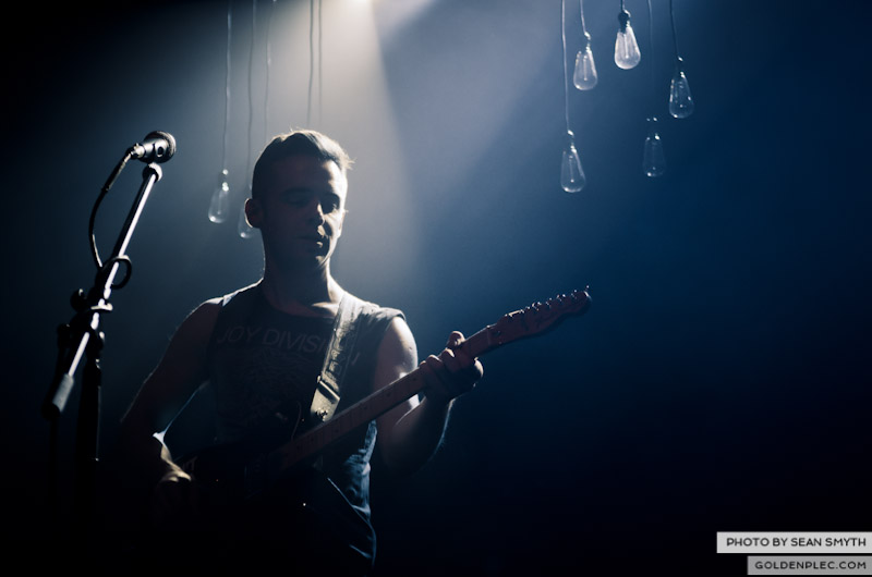 We Cut Corners @ Vicar Street (21-12-12) by Sean Smyth-5