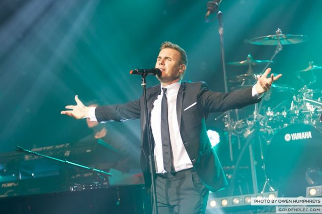 Gary Barlow @ The Olympia on 7-1-13 (13)