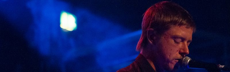 Paul Banks at The Academy by Kieran Frost