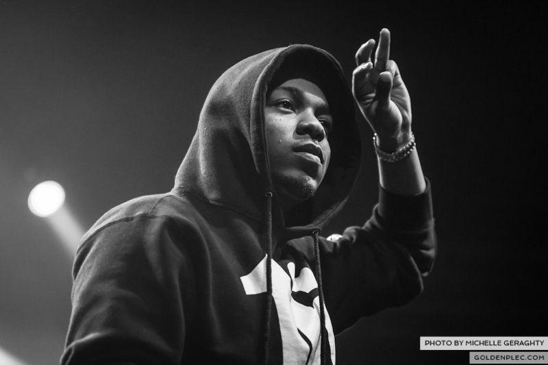 Kendrick Lamar at Vicar St 2013-6833