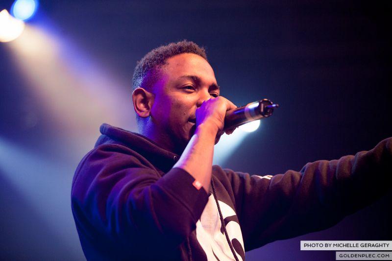 Kendrick Lamar at Vicar St 2013-6892