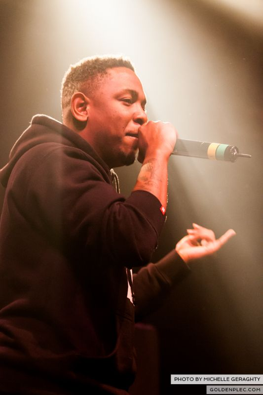 Kendrick Lamar at Vicar St 2013-6947