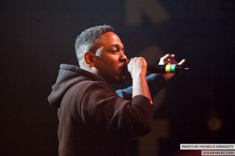 Kendrick Lamar at Vicar St 2013-6953