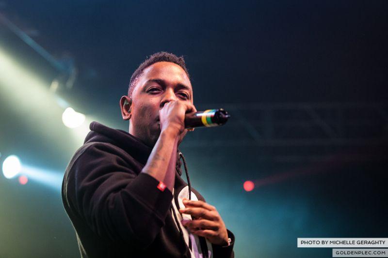 Kendrick Lamar at Vicar St 2013-6969