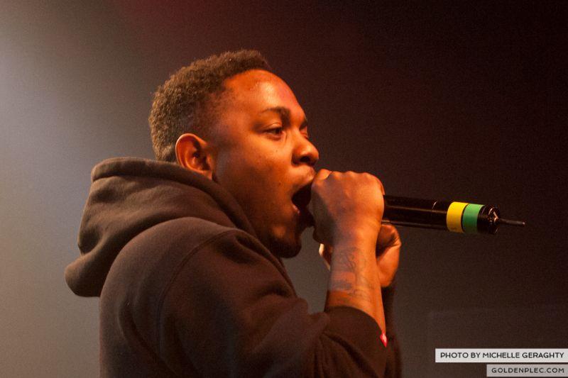 Kendrick Lamar at Vicar St 2013-6989