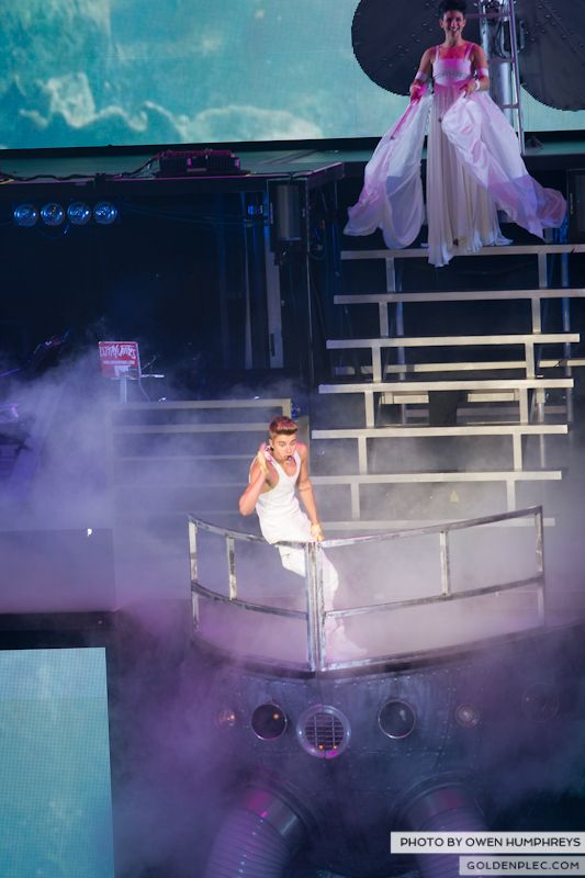 Justin Bieber @ The o2 on 17-2-13 (25)
