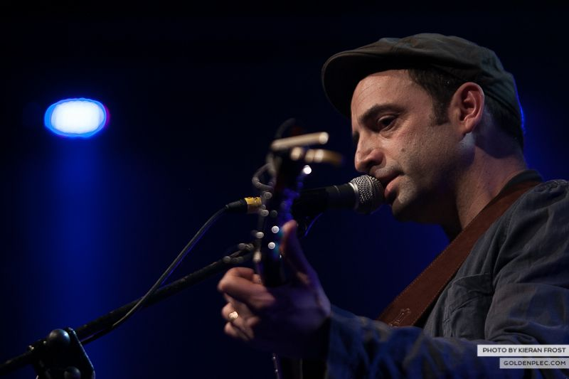 Adrian Crowley at The Meteor Choice Music Prize