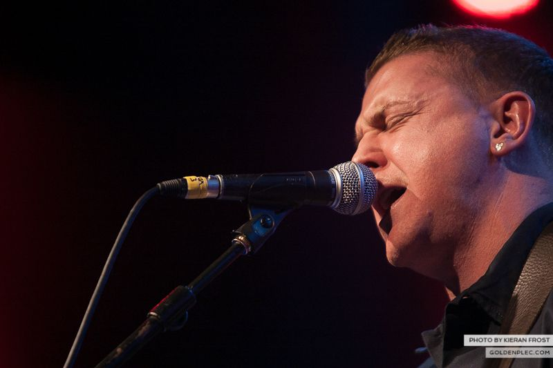 Demian Dempsey at The Meteor Choice Music Prize