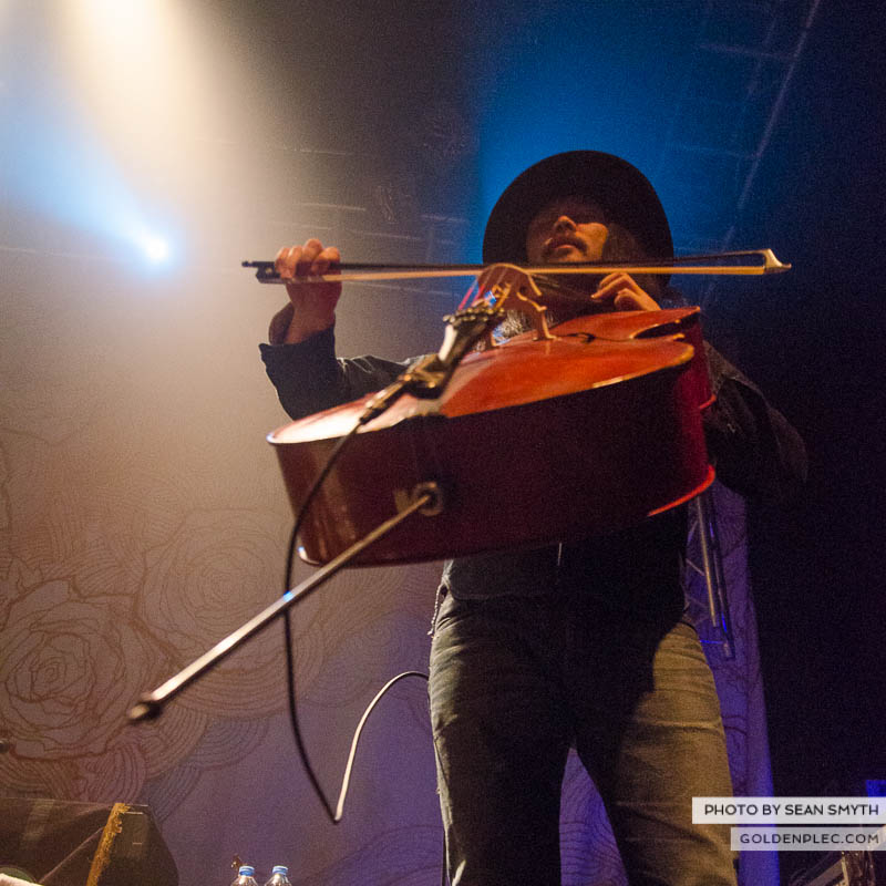 The Avett Brothers @ The Button Factory by Sean Smyth (18-3-13)-5