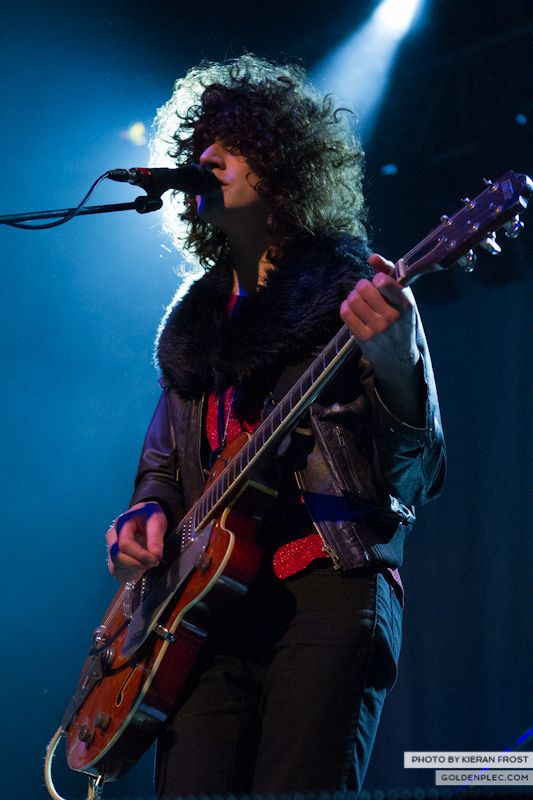 Temples at The Olympia by Kieran Frost