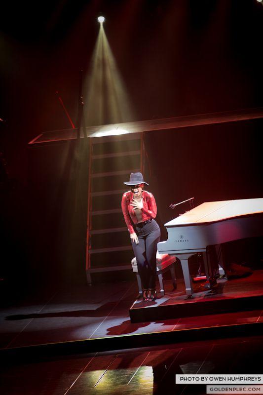 Alicia Keys @ The O2 on 22-5-13 (2 of 11)