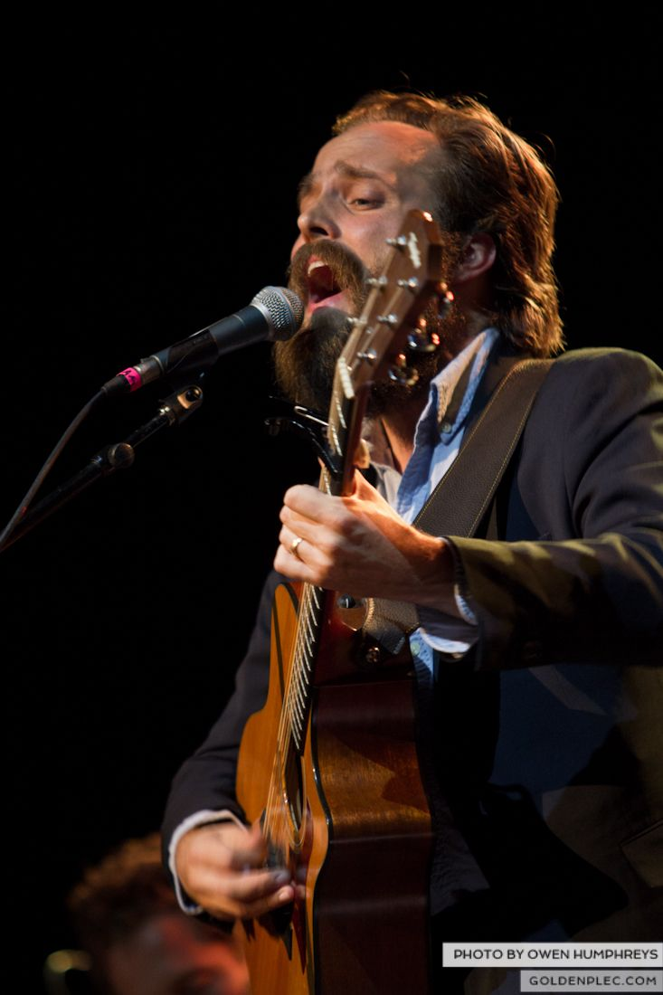 Iron and Wine @ The Olympia on 29-5-13 (3 of 12)