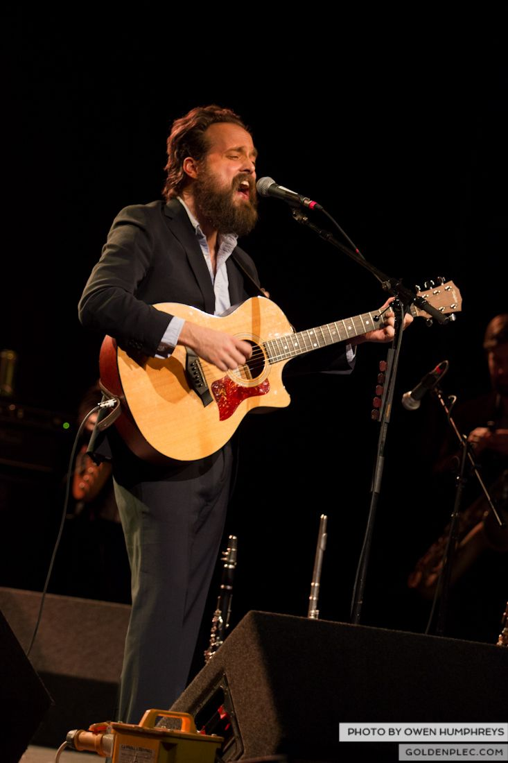 Iron and Wine @ The Olympia on 29-5-13 (5 of 12)