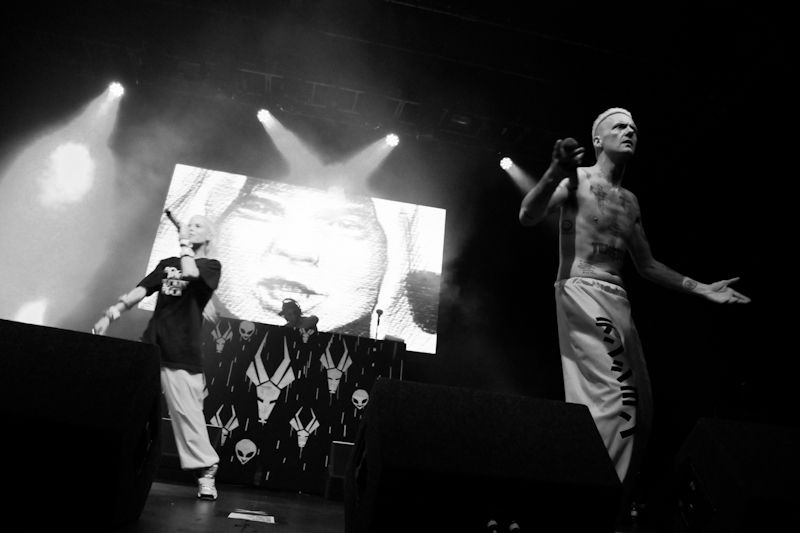 Die Antwoord in the Olympia on 20_06_2013 by Yan Bourke_13