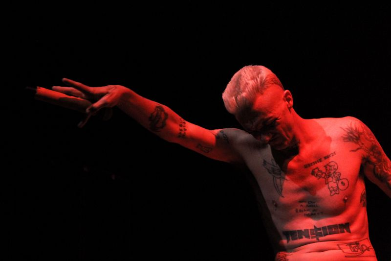 Die Antwoord in the Olympia on 20_06_2013 by Yan Bourke_24