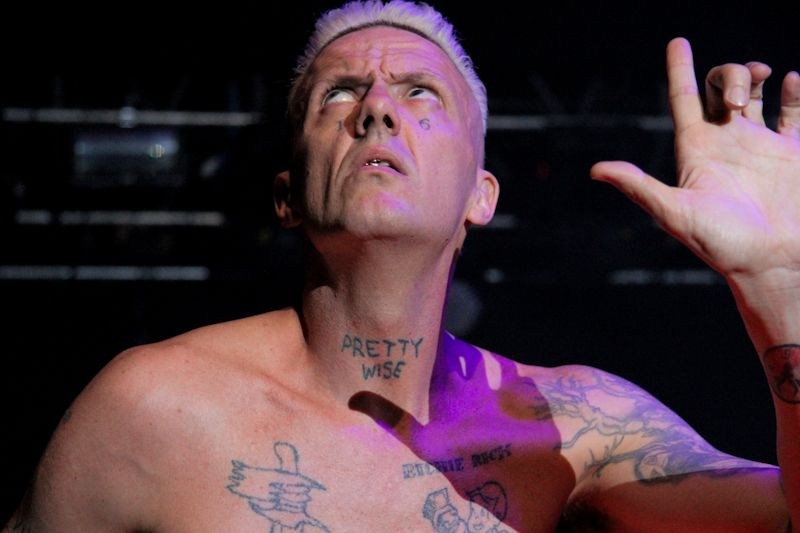 Die Antwoord in the Olympia on 20_06_2013 by Yan Bourke_25