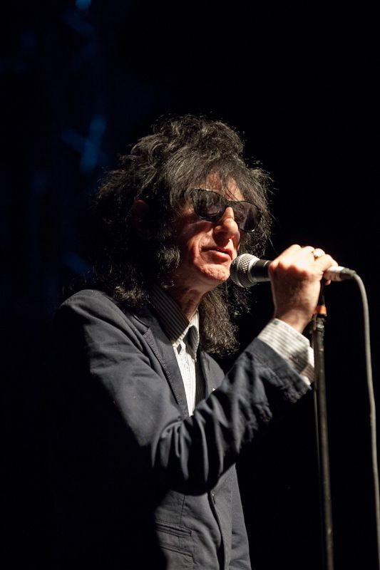 JohnCooper Clarke at The Button Factory on 14 June 2013 (15)