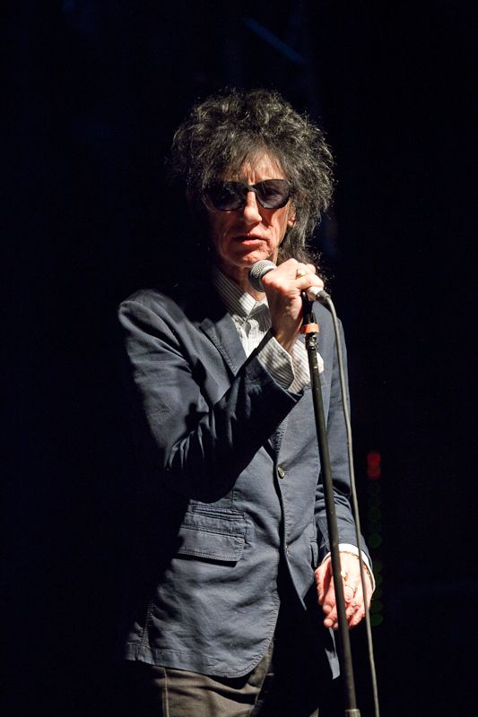 JohnCooper Clarke at The Button Factory on 14 June 2013 (20)