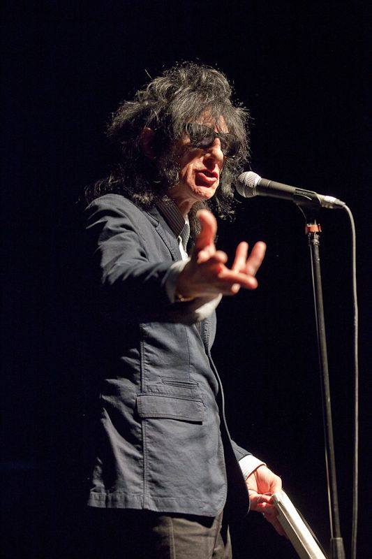 JohnCooper Clarke at The Button Factory on 14 June 2013 (22)